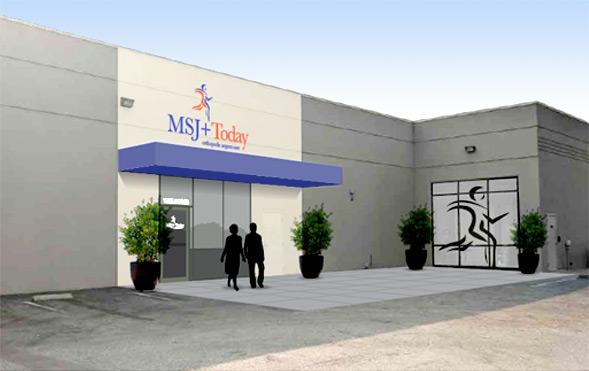 MSJ+Today building exterior